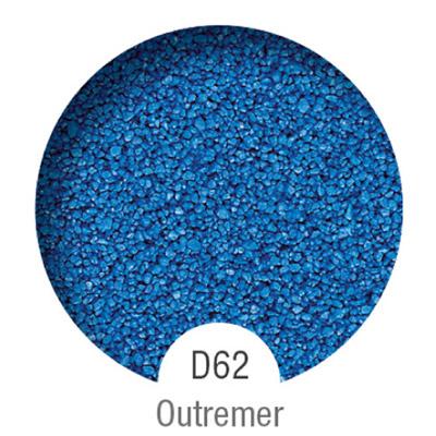 Gammes de résine de sol Alpha Peinture & Sol - Serie D Outremer ( 04-08mm )