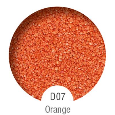Gammes de résine de sol Alpha Peinture & Sol - Serie D Orange ( 04-08mm )