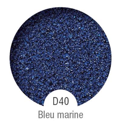 Gammes de résine de sol Alpha Peinture & Sol - Serie D Bleu marine ( 04-08mm )