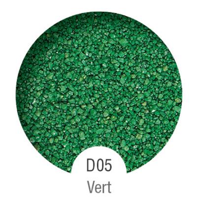 Gammes de résine de sol Alpha Peinture & Sol - Serie D Vert ( 04-08mm )