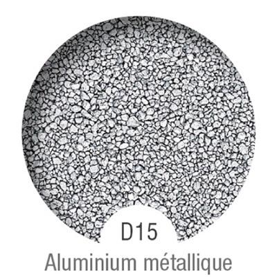 Gammes de résine de sol Alpha Peinture & Sol - Serie D Aluminium métallique ( 04-08mm )