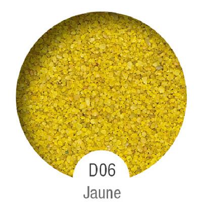 Gammes de résine de sol Alpha Peinture & Sol - Serie D Jaune ( 04-08mm )