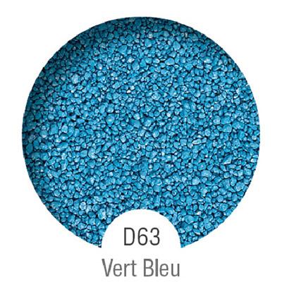 Gammes de résine de sol Alpha Peinture & Sol - Serie D Vert bleu ( 04-08mm )