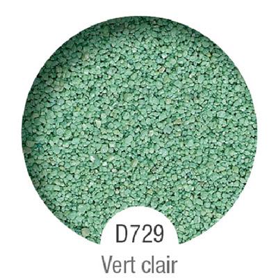 Gammes de résine de sol Alpha Peinture & Sol - Serie D Vert clair ( 04-08mm )