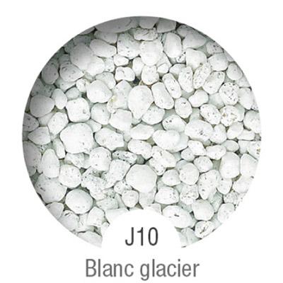 Gammes de résine de sol Alpha Peinture & Sol - Serie J Blanc glacier ( 16-40mm )