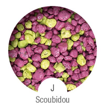 Gammes de résine de sol Alpha Peinture & Sol - Serie J Scoubidou ( 16-40mm )