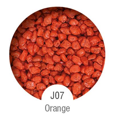 Gammes de résine de sol Alpha Peinture & Sol - Serie J Orange ( 16-40mm )
