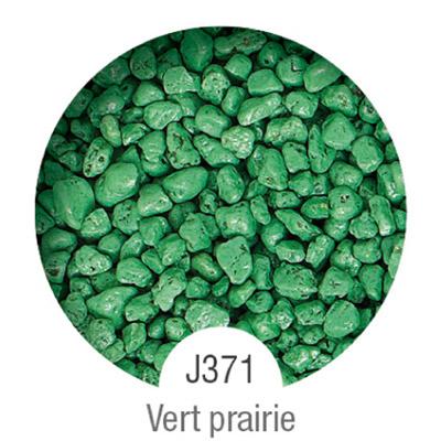 Gammes de résine de sol Alpha Peinture & Sol - Série J Vert Prairie ( 16-40mm )