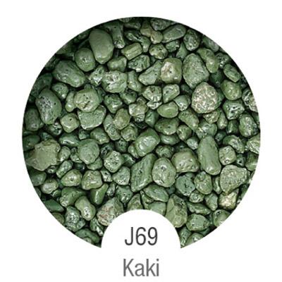 Gammes de résine de sol Alpha Peinture & Sol - Serie J Kaki ( 16-40mm )