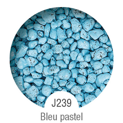 Gammes de résine de sol Alpha Peinture & Sol - Serie J Bleu Pastel ( 16-40mm )