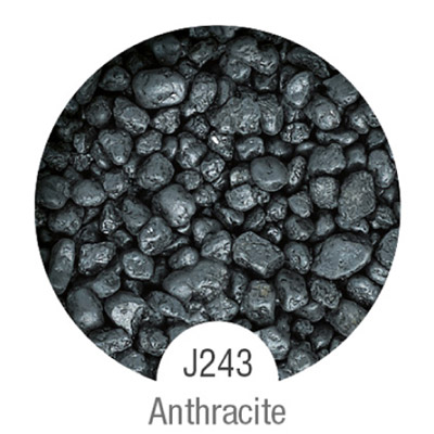 Gammes de résine de sol Alpha Peinture & Sol - Serie J Blanc Anthracite ( 16-40mm )