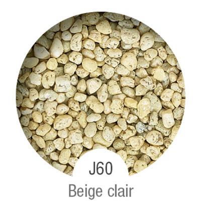 Gammes de résine de sol Alpha Peinture & Sol - Serie J Beige Clair ( 16-40mm )